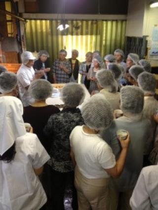 【工場見学】十日町市役所健康支援課