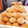 【海老しんじょうバーガー】かまぼこ工場がパン工場?
