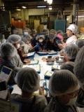 【工場見学】新潟市立坂井輪小学校の3年生の皆様