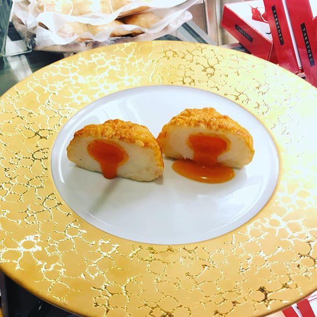 フカヒレ、白魚、カニしんじょう入り 海鮮しんじょうジュレ #竹徳かまぼこ #新宿伊勢丹 #かまぼこ #しんじょう