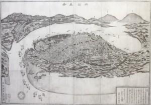 1849年の新潟